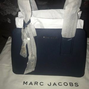 Marc jacobs the editor'a tote Sea Blue